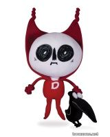 DC NATION: DEADMAN & CROW PLUSH FIGURE 2-PACK