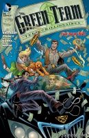 THE GREEN TEAM: TEEN TRILLIONAIRES VOL. 1 – MONEY AND POWER TP