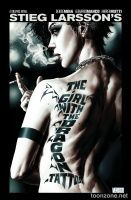 STIEG LARSSON'S THE GIRL WITH THE DRAGON TATTOO TP