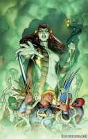 HE-MAN AND THE MASTERS OF THE UNIVERSE #12