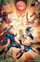 JUSTICE LEAGUE OF AMERICA #13