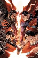 SUPERMAN/WONDER WOMAN #6