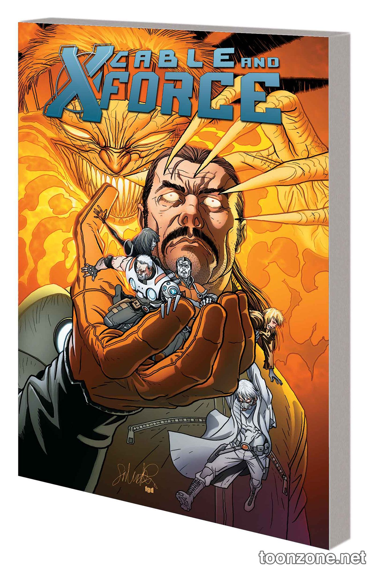 CABLE AND X-FORCE VOL. 4: VENDETTAS TPB