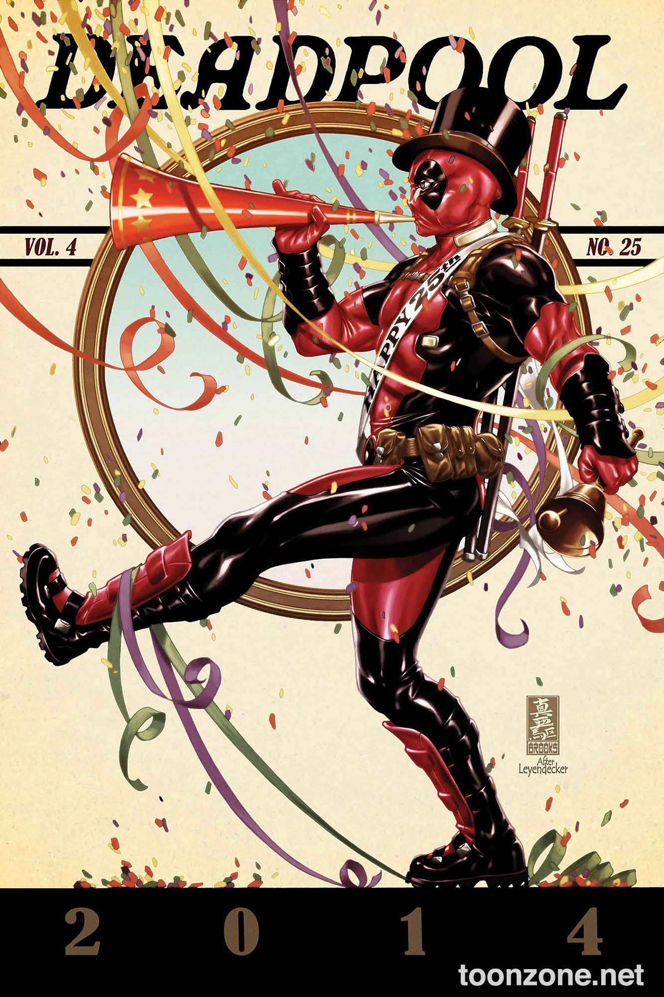 DEADPOOL #25.NOW!