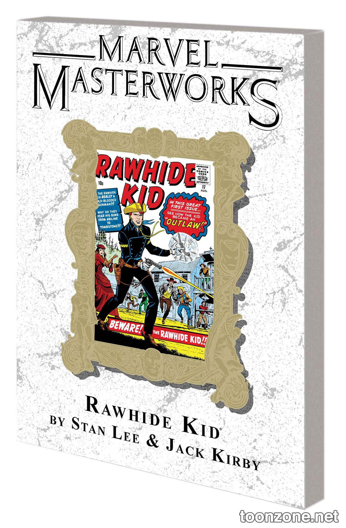 MARVEL MASTERWORKS: RAWHIDE KID VOL. 1 TPB — VARIANT EDITION VOL. 63 (DM ONLY)