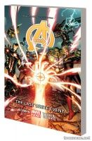 AVENGERS VOL. 2: THE LAST WHITE EVENT TPB