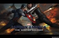MARVEL'S CAPTAIN AMERICA: THE WINTER SOLDIER — THE ART OF THE MOVIE SLIPCASE HC