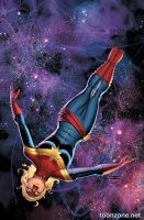 CAPTAIN MARVEL #1 (John Cassaday Variant)