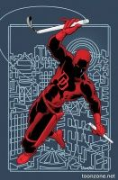 DAREDEVIL #1 (Chris Samnee Variant)