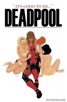 DEADPOOL #25.NOW! (Variant)