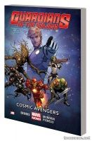 GUARDIANS OF THE GALAXY VOL. 1: COSMIC AVENGERS TPB