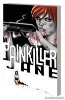 PAINKILLER JANE: THE PRICE OF FREEDOM TPB