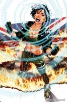 REVOLUTIONARY WAR: MOTORMOUTH #1