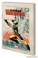 SAVAGE WOLVERINE VOL. 1: KILL ISLAND TPB