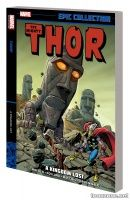 THOR EPIC COLLECTION: A KINGDOM LOST TPB