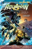 AQUAMAN VOL. 3: THRONE OF ATLANTIS TP