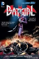 BATGIRL VOL. 3: DEATH OF THE FAMILY TP