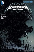 BATMAN AND ROBIN VOL. 4: REQUIEM FOR DAMIAN HC