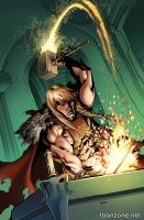 HE-MAN AND THE MASTERS OF THE UNIVERSE #13