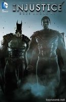 INJUSTICE: GODS AMONG US VOL. 2 HC