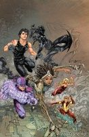TEEN TITANS ANNUAL #3