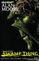 SAGA OF THE SWAMP THING BOOK 6 TP