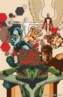 ALL-NEW X-MEN #25 & 26
