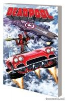 DEADPOOL VOL. 4: DEADPOOL VS. S.H.I.E.L.D. TPB
