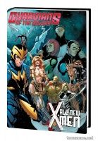 GUARDIANS OF THE GALAXY/ALL-NEW X-MEN: THE TRIAL OF JEAN GREY PREMIERE HC