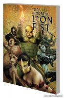 IMMORTAL IRON FIST: THE COMPLETE COLLECTION VOL. 2 TPB
