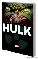 MARVEL KNIGHTS: HULK — TRANSFORMÉ TPB