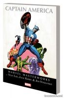 MARVEL MASTERWORKS: CAPTAIN AMERICA VOL. 3 TPB