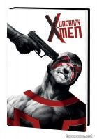UNCANNY X-MEN VOL. 3: THE GOOD, THE BAD, THE INHUMAN PREMIERE HC