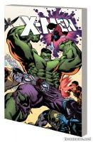 X-MEN VS. HULK TPB