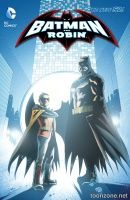 BATMAN AND ROBIN VOL. 3: DEATH OF THE FAMILY TP