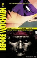 BEFORE WATCHMEN: OZYMANDIAS/CRIMSON CORSAIR TP