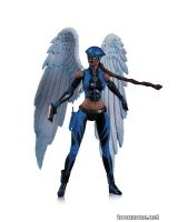 DC COMICS EARTH 2: HAWKGIRL ACTION FIGURE