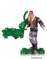 INFINITE CRISIS: ATOMIC GREEN LANTERN COLLECTOR FIGURE