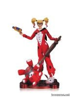 INFINITE CRISIS: PAJAMA PARTY HARLEY QUINN COLLECTOR FIGURE
