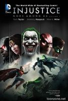 INJUSTICE: GODS AMONG US VOL. 1 TP
