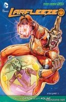 LARFLEEZE VOL. 1: REVOLT OF THE ORANGE LANTERNS TP