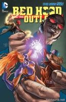 RED HOOD AND THE OUTLAWS VOL. 4: LEAGUE OF ASSASSINS TP