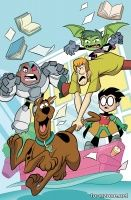 SCOOBY-DOO TEAM-UP #4