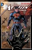 SUPERMAN – ACTION COMICS VOL. 4: HYBRID HC
