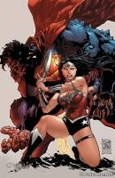 SUPERMAN/WONDER WOMAN #8