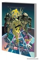 AVENGERS VOL. 3: PRELUDE TO INFINITY TPB
