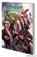 AVENGERS ASSEMBLE: THE FORGERIES OF JEALOUSY TPB
