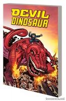 DEVIL DINOSAUR BY JACK KIRBY: THE COMPLETE COLLECTION TPB