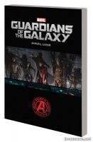 MARVEL'S GUARDIANS OF THE GALAXY PRELUDE TPB