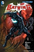 BATWING VOL. 4: WELCOME TO THE FAMILY TP